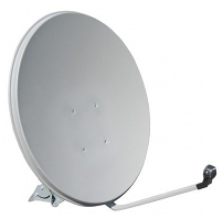 85 cm 36 inch offset satellite dish