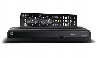 Shaw Direct DSR 800 HD satellite receiver image